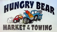 Hungry Bear Market & Towing - Island Park